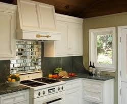 mirror tile backsplash kitchen mirror wall room with tile backsplash kitchen contemporary and