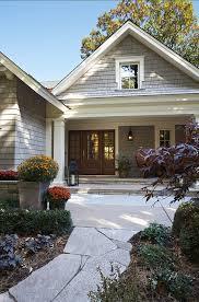 exterior paint colors benjamin vanilla milkshake and brick