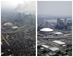 New Orleans Flood Map by These Before And After Photos Of Hurricane Katrina U0027s Mammoth Trail