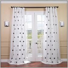 White Taffeta Curtains Teal Faux Taffeta Silk Curtains Curtains Home Design Ideas
