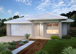 new home design courtyard perry homes nsw qld