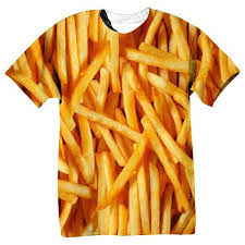 French Fry Halloween Costume French Fries Shirt 25 Shirt Halloween Costumes Popsugar