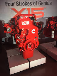 cummins goes for big power low emissions with all new x series