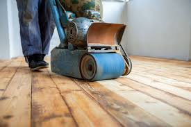 Professional Hardwood Floor Refinishing How To Sand Wood Floors Like A Professional Without Leavi On