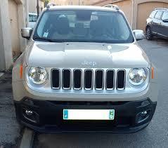 mojave jeep renegade jeep renegade mojave sand calandre gris satiné jeep renegade