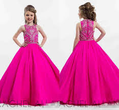 pink sparkly princess ball gown u0027s pageant dresses 2017