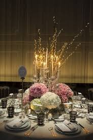 Photo Wedding Centerpieces by Winter Wedding Centerpiece Using Candles And Willow