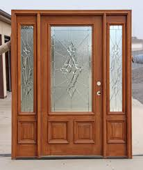 Contemporary Entry Doors Exterior Design Modern Whtie Entry Door With Sidelights For