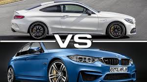 Bmw M3 Coupe - 2017 mercedes amg c63 s coupe vs 2016 bmw m3 sport youtube