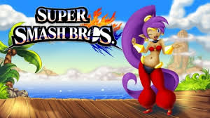 super smash bros wii u wallpapers super smash bros shantae wallpaper other u0026 video games