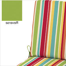 Patio Furniture Cushions Lowes - furniture sunbrella patio cushions outdoor replacement chair