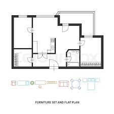 architect plan vector illustration architect plan black and white of building