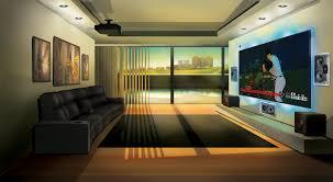 contemporary home theater design house design