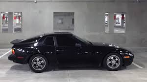 porsche 944 black 1988 porsche 944 turbo t54 denver 2017