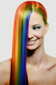 rainbow color hair ideas 40 beautiful colorful hairstyles ideas for women image