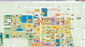 Arlington Tx Map University Of Texas Arlington Map My Blog