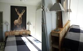 wohnideen do it yourself wohnzimmer diy bett aus holz als kreative wohnidee für schlafzimmer