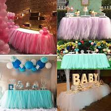 tulle decorations best 25 tulle table skirt ideas on tulle table owl