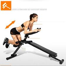 Gym Sit Up Bench Online Shop Albreda New Sit Up Bench Fitness Equipment For Home