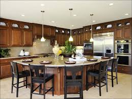 kitchen 45 modern long kitchen island with seating bench and