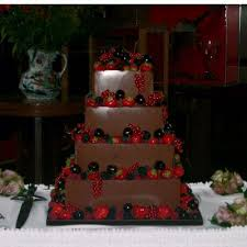 pandora chocolate mousse filled wedding cakes for delivery to
