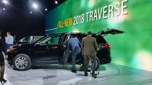 2018 chevrolet traverse cuts more than 300 lbs through higher