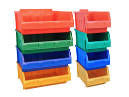 stackable plastic storage bins size home improvement 2017