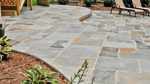 Dyed Concrete Patio by Simple Stained Stamped Concrete Patio C Intended Inspiration
