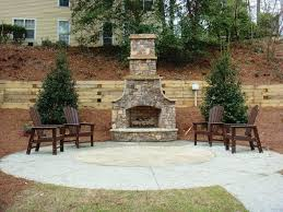 Outdoor Prefab Fireplace Kits by Small Outdoor Stone Fireplace Kits U2014 Farmhouses