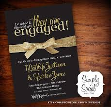 Engagement Ceremony Invitation 10 Engagement Invitation Cards Ideas For Awesome Couples