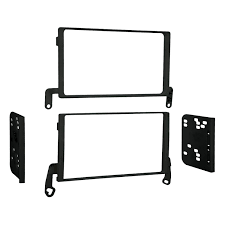 amazon com metra 95 5818 double din dash kit for select 1997 2003