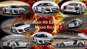 Audi R8 Exterior Audi R8 Mood Boards A