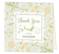 Wedding Card Examples Bridal Shower Thank You Card Wording Etiquette Sayings Messages