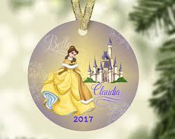 cinderella ornament etsy