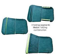 inflatable car mattress suv minivan back seat bed air cushion