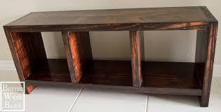Furniture For Entryway Diy Entryway Bench Hometalk