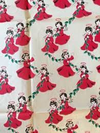large rolls of christmas wrapping paper large roll of vintage department store christmas wrapping