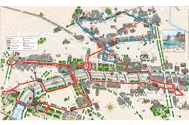 Notre Dame Campus Map Hop On Hop Off Paris By Big Bus City Sightseeing