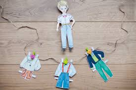 jack paper craft for boys eco friendly toys paper art cut out