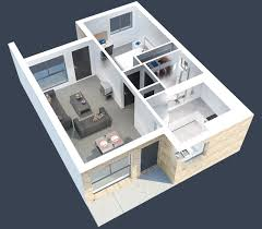 Macquarie University Student Housing Interior Design Ideas - Housing interior design
