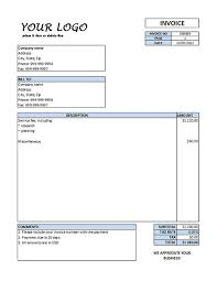 it invoice template adobe pdf pdf and microsoft word doc