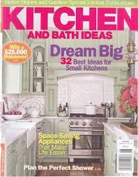 kitchen ideas magazine kitchen and bath ideas magazine home design ideas and inspiration