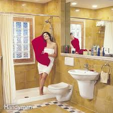 Bathroom Remodel Order Of Tasks How To Remodel A Small Bathroom U2014 The Family Handyman
