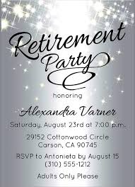 retirement invitations printable retirement invitations free printable retirement party