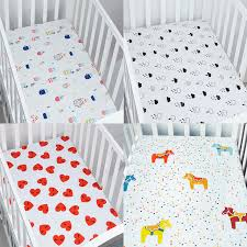 Mini Crib Mattress Sheets 100 Cotton Percale Fitted Portable Mini Crib Sheet Bed Sheet