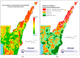 Wisconsin Usa Map by Resources Free Full Text Groundwater Quality Changes In A