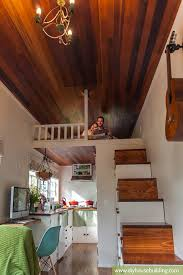 Micro House Interior Design Tiny House Pictures Life In Our Tiny Trailer House One Year On