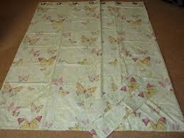 dunelm mill botanical butterfly eau de nil thermal curtains 66