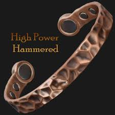 copper bracelet men images Beautiful handmade pure copper arthritis magnetic bracelet for men jpg