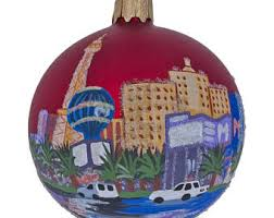 las vegas ornament etsy